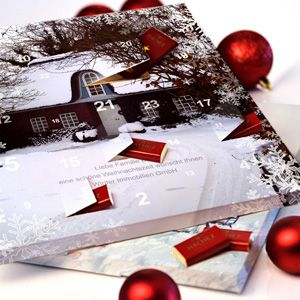 Wand Adventskalender