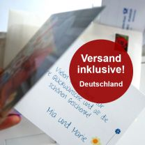 greeting card (germany)